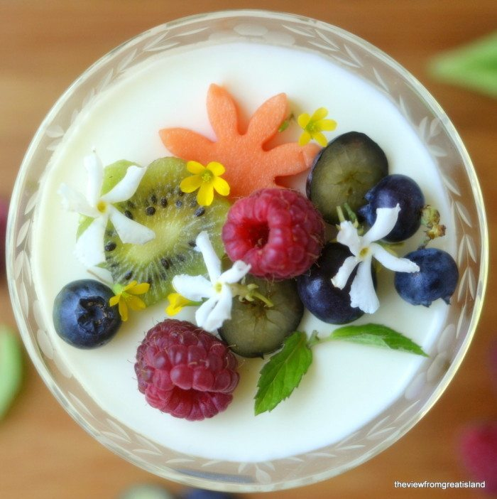 Lemon Panna Cotta Recipe | HeyFood — heyfoodapp.com