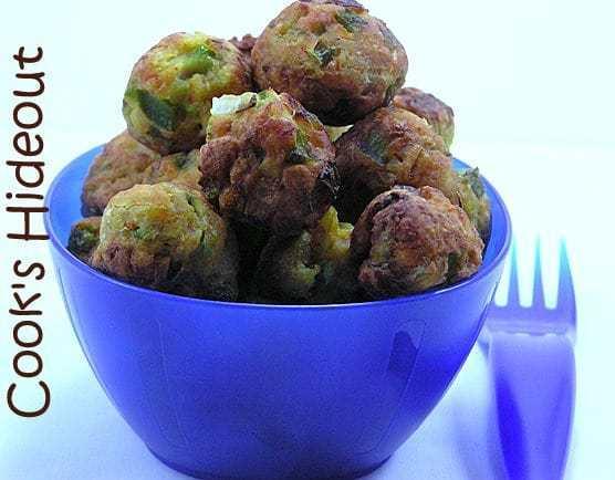 Veggie Pakoda Recipe | HeyFood — heyfoodapp.com