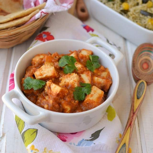 Paneer Lababdar Recipe | HeyFood — heyfoodapp.com