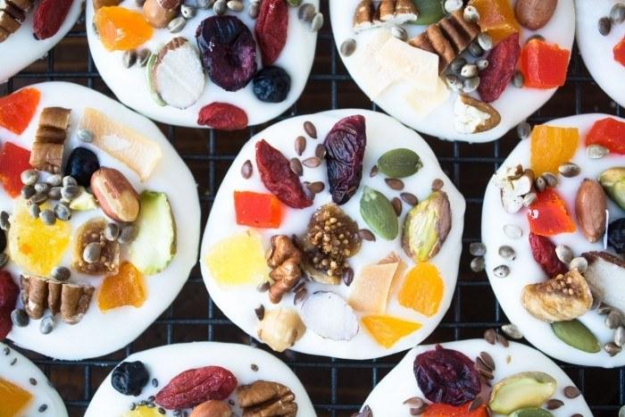 White Chocolate Energy Bites Recipe | HeyFood — heyfoodapp.com