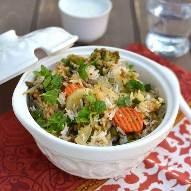 Shahi Biryani Recipe | HeyFood — heyfoodapp.com