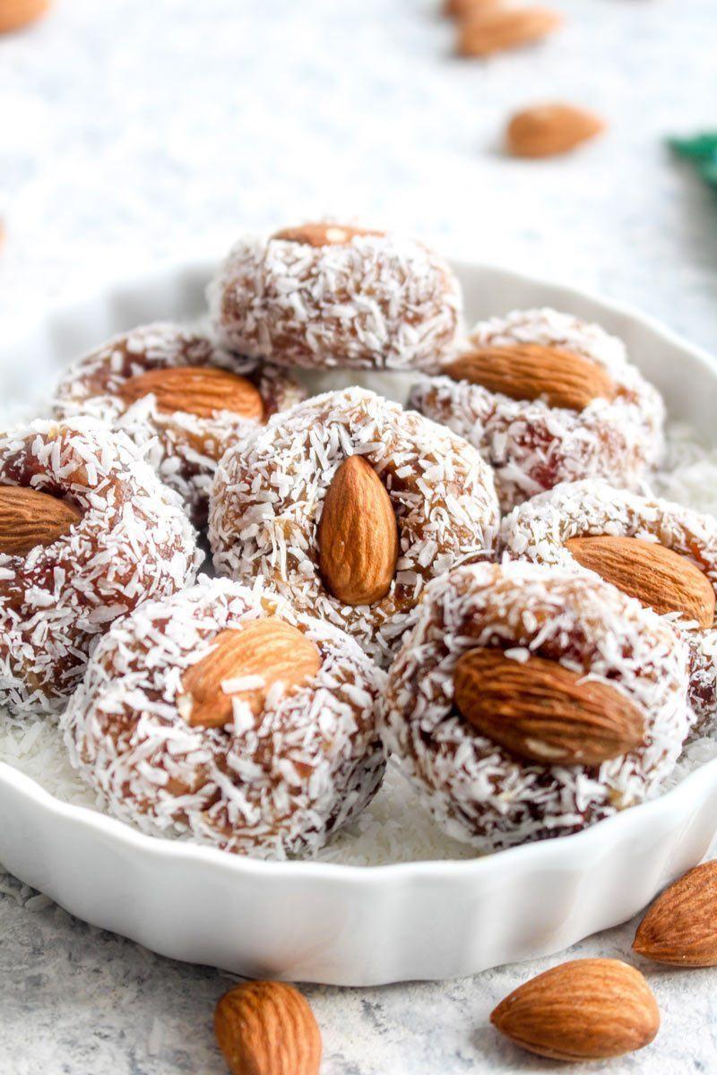 3 Ingredient Coconut Date Rolls Recipe | HeyFood — heyfoodapp.com