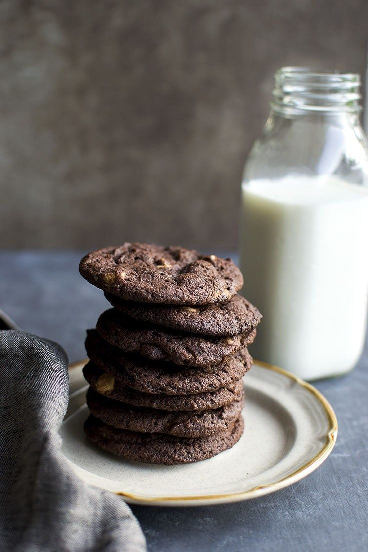 Chocolate Drop Cookies Recipe | HeyFood — heyfoodapp.com