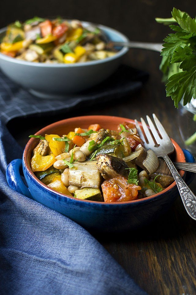 Roasted Ratatouille Recipe | HeyFood — heyfoodapp.com
