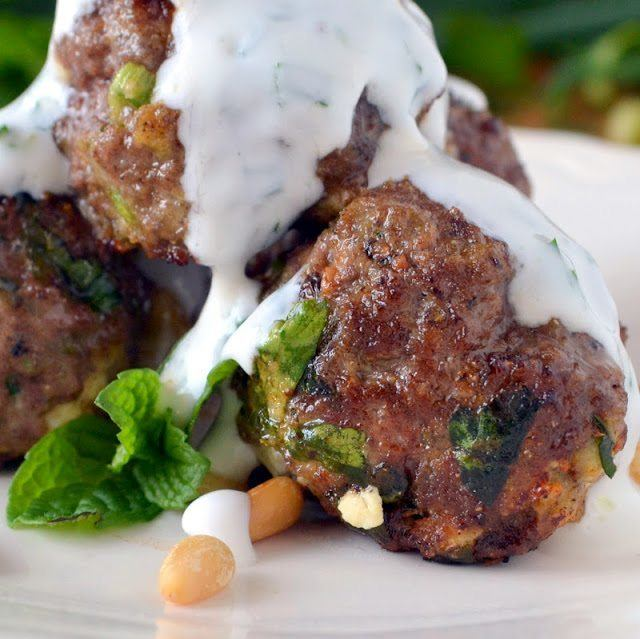 Lebanese Meatballs Recipe | HeyFood — heyfoodapp.com