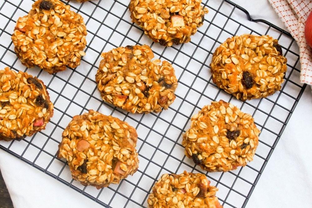 Pumpkin Apple Breakfast Cookies & One of My Favorite Places Recipe | HeyFood — heyfoodapp.com