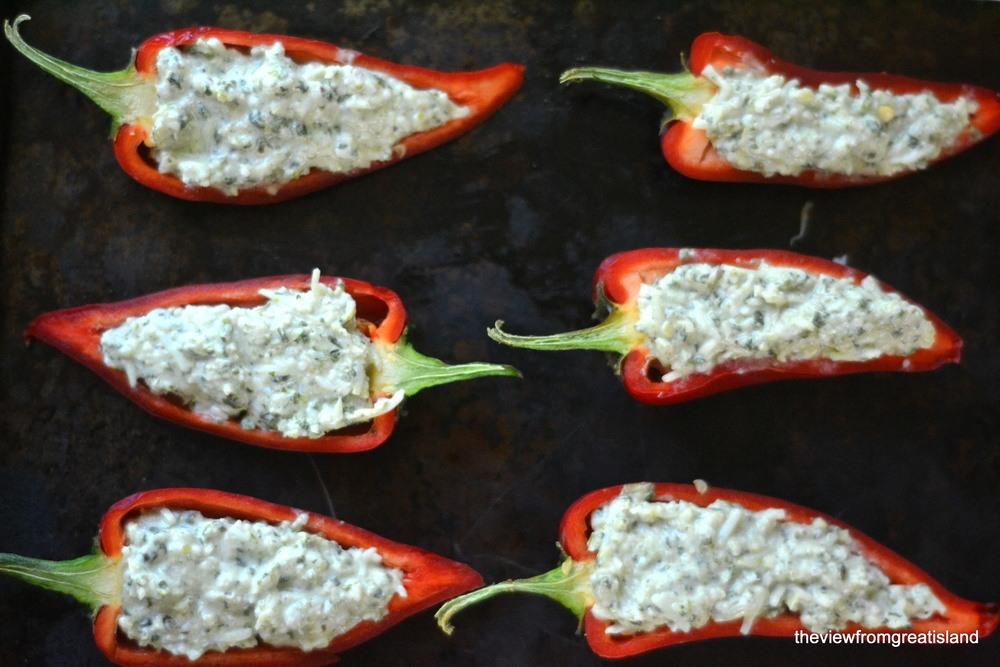 It's 5 O'Clock Somewhere Friday: Spinach Artichoke Dip Jalapeno Poppers Recipe   HeyFood — heyfoodapp.com