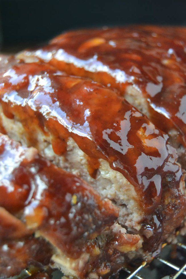 Bourbon Glazed Meatloaf Recipe | HeyFood — heyfoodapp.com