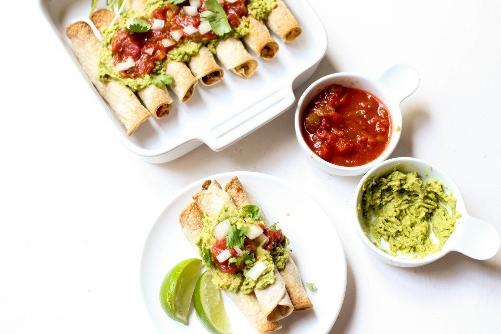 Potato Taquitos Recipe | HeyFood — heyfoodapp.com