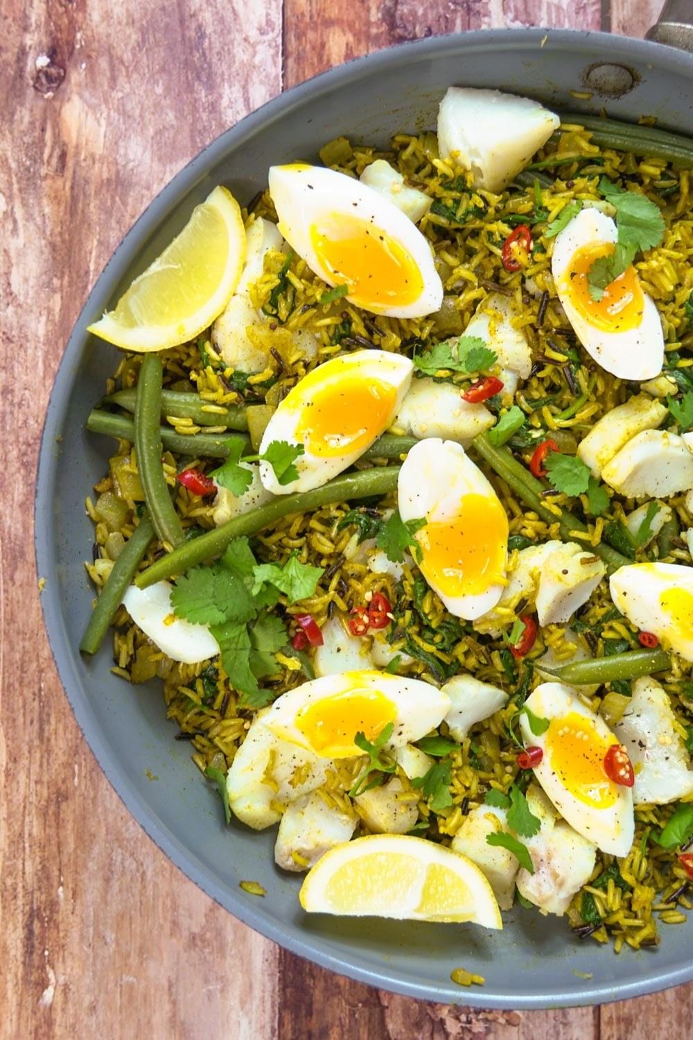 Healthy Kedgeree Recipe | HeyFood — heyfoodapp.com