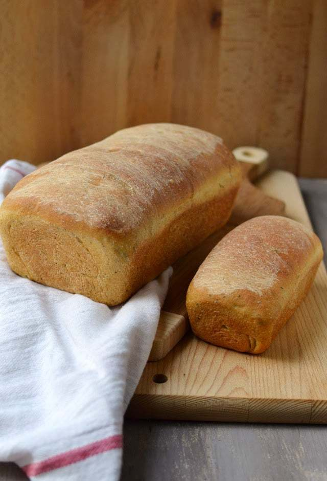 French Herb Bread Recipe | HeyFood — heyfoodapp.com