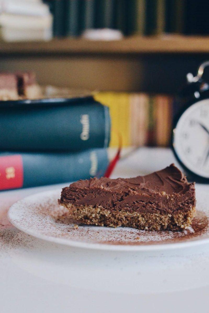 No-bake chocolate cheesecake Recipe | HeyFood — heyfoodapp.com