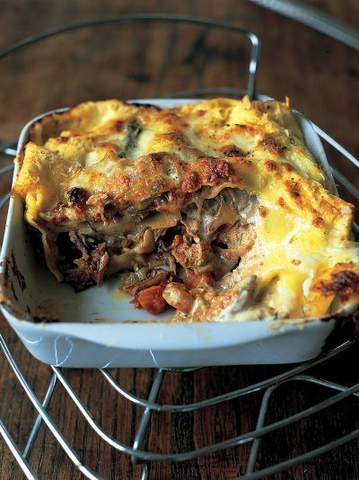 Simple baked lasagne Recipe | HeyFood — heyfoodapp.com