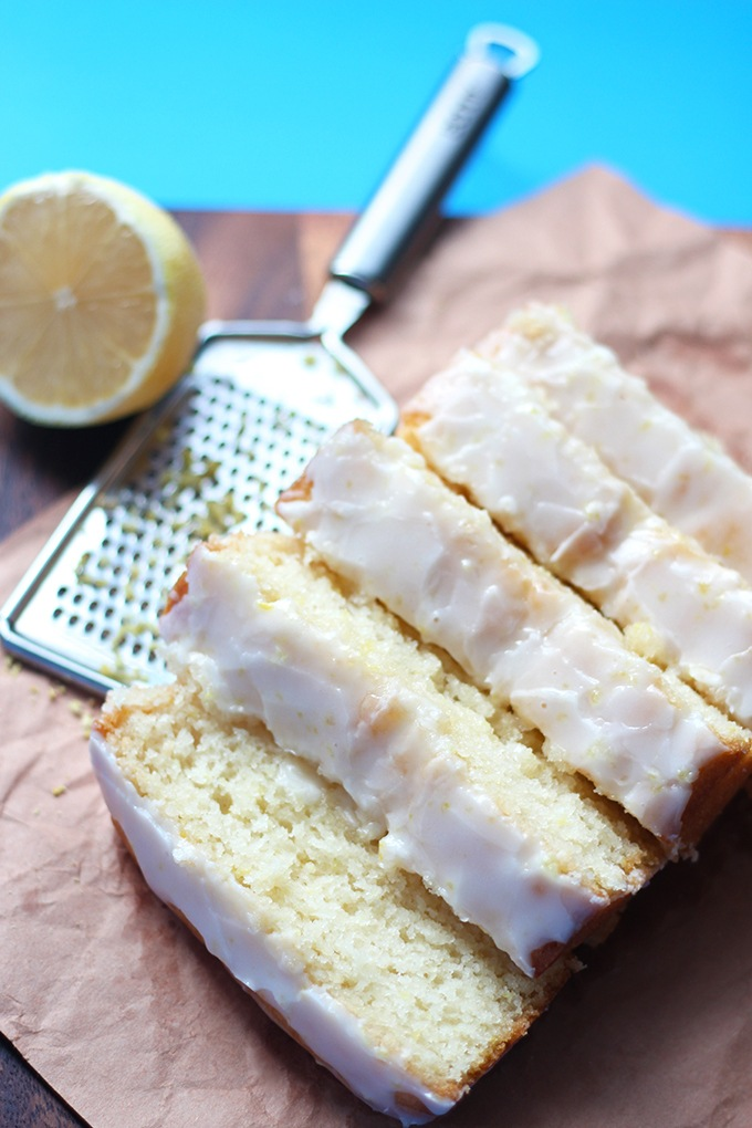 Easy Vegan Lemon Loaf Recipe | HeyFood — heyfoodapp.com