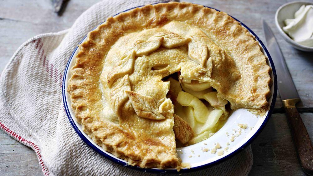 Perfect apple pie Recipe   HeyFood — heyfoodapp.com