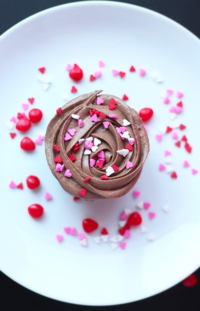 The Best Vegan Chocolate Cupcakes Recipe | HeyFood — heyfoodapp.com