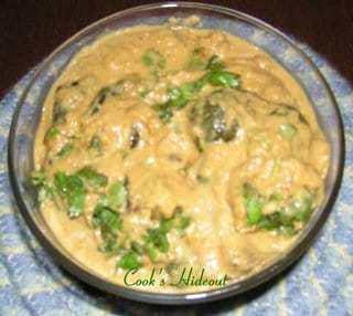 Bagara Baingan Recipe | HeyFood — heyfoodapp.com