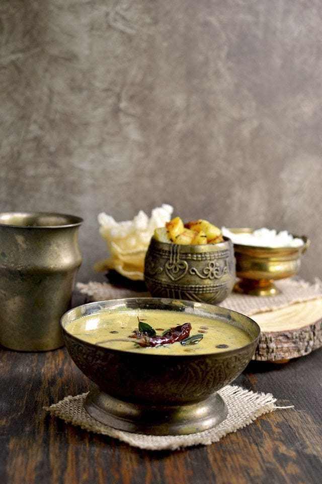 Mor Kuzhambu Recipe | HeyFood — heyfoodapp.com