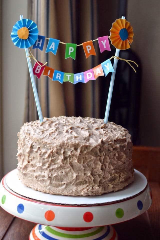 Eggless Dulche de Leche Cake Recipe | HeyFood — heyfoodapp.com