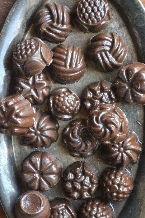 Meyer Lemon Filled Chocolates Recipe | HeyFood — heyfoodapp.com