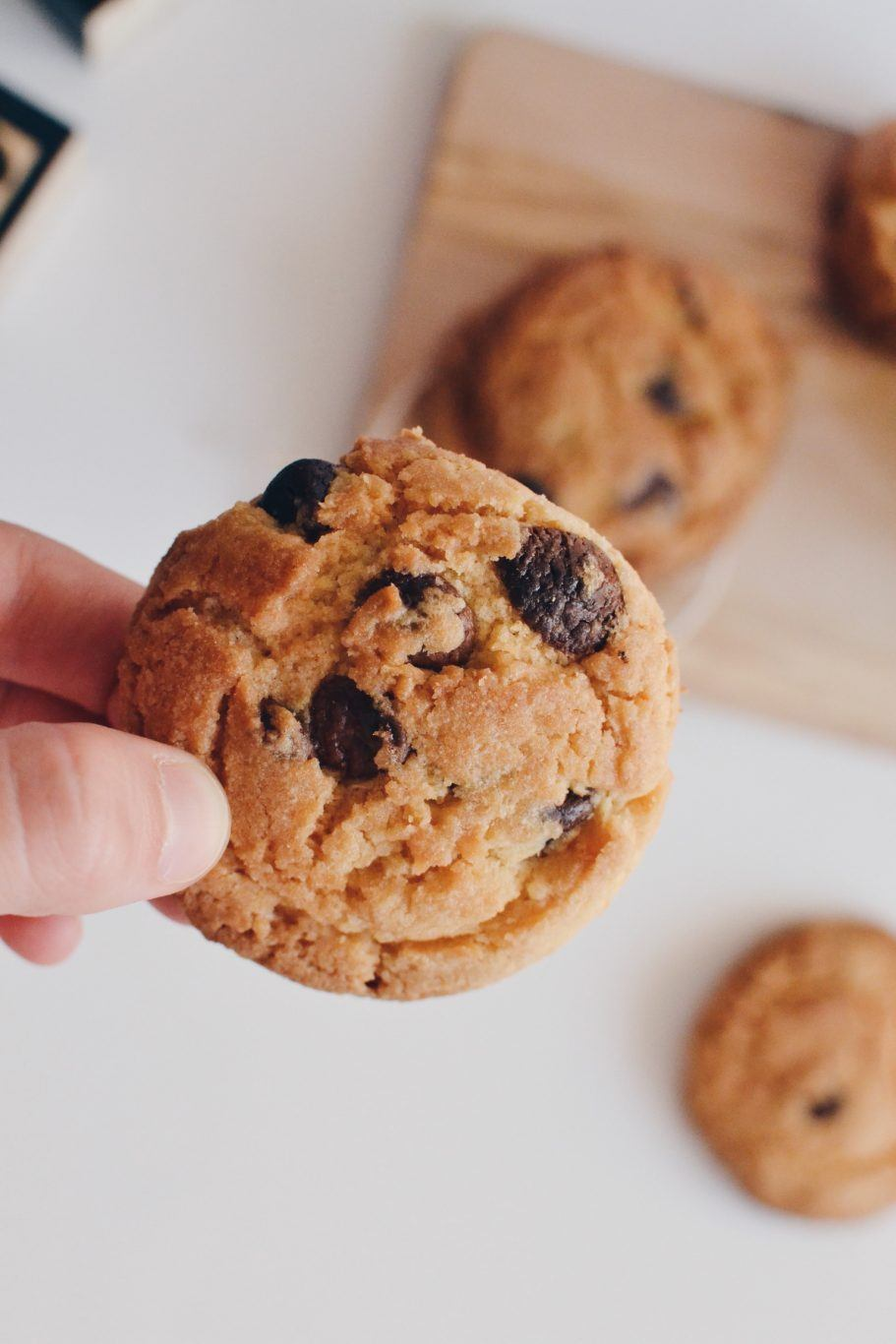 Chocolate chip cookies Recipe | HeyFood — heyfoodapp.com