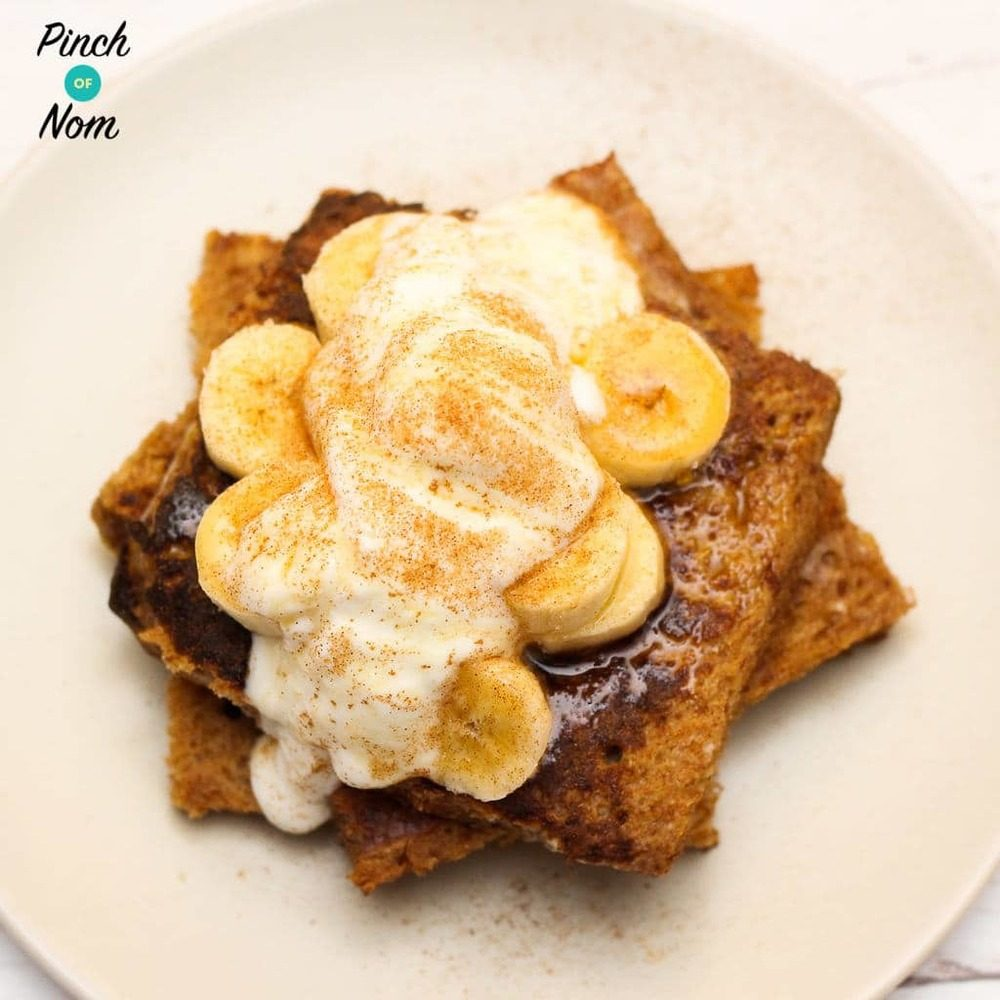 Syn Free French Toast Recipe | HeyFood — heyfoodapp.com