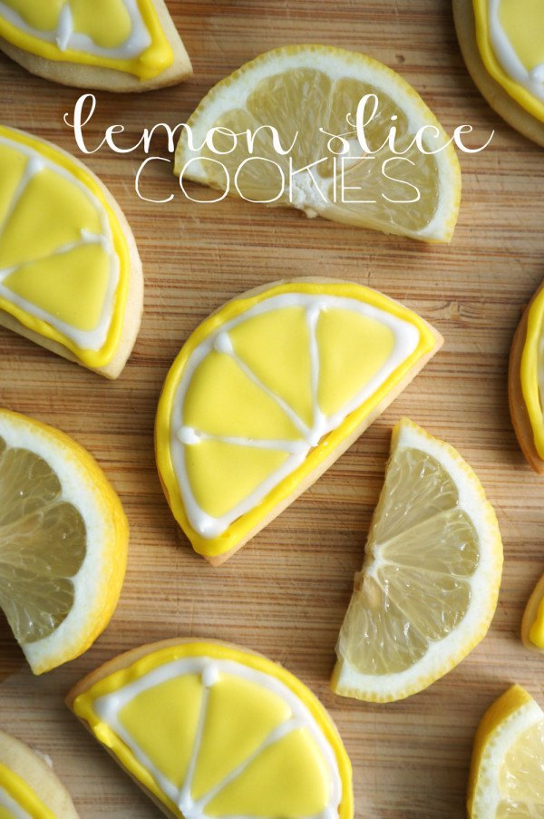 Lemon Slice Cookies Recipe | HeyFood — heyfoodapp.com
